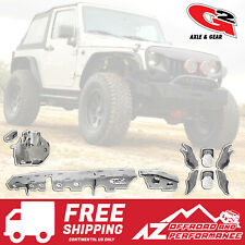 G2 Axle Heavy Duty Front Truss Kit with Gussets - Dana 30 07-18 Jeep Wrangler JK