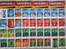 Handball 2019 2020 Victus Blue Ocean Sticker 50 Sticker aussuchen