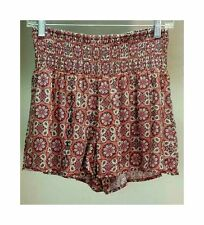 NWT $35 American Rag Cie Women's Multi-Color Floral Casual Shorts Sz: M