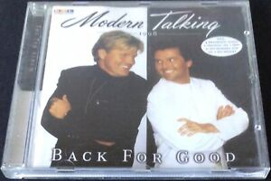 MODERN TALKING - BACK FOR GOOD - CD - Free Post