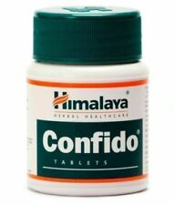 2 X Himalaya Confido Herbal Remedies for Male Sexual Ejaculation - 60 Tablets;