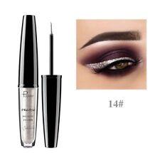 Liquid Eyeliner Spark Glitter Metallic Pigment Eye Makeup 16 Colors 14