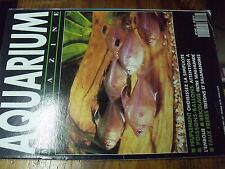 µ? Revue Aquarium Magazine n°69 Amphibiens Filtre Semi-humide Aquaterrarium