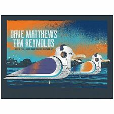 Dave Matthews and & Tim Reynolds Poster 6/6/17 Nikon Jones Beach #/735 SOLDOUT!!