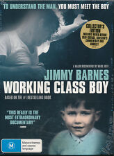 Jimmy Barnes Working Class Boy Collectors Edition DVD Region 4 NEW