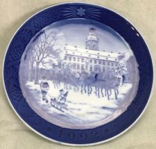 1992 Dronningens Karet The Royal Coach Royal Copenhagen Denmark Display Plate