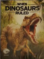 When Dinosaurs Ruled ( DVD | SCI Science | 2011 ) NEW / SEALED