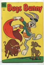 Bugs Bunny #30 VG The Smoke Smeller  Dell Comics CBX2A