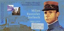 EMISSION COMMUNE FRANCE SLOVAQUIE 2003 / MILAN RASTISLAV STEFANIK