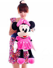 72CM LARGE HUGE CUTE DISNEY MINNIE MOUSE PLUSH DOLL KIDS BABY SOFT TOY STUFFED