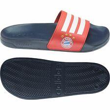 Adidas Unisex Adilette Shower Beach Shoes Slippers FC Bayern Munich FW7076