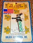 Vintage New Golden Key-Futura Posi-Lok Arrow Holder PLK-AH