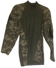 Nwt Massif Army Combat Shirt Military Digital Flame Resistant Small Paintball