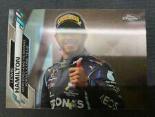 New listing Lewis Hamilton 2020 Topps Chrome Formula 1 F1 Racer #174