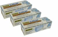 3 x Kilrock Slimline Damp Clear Moisture Absorber Trap With 500g Crystals