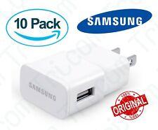10x Original Samsung Galaxy 2 Amp U90Jws Wall Home Travel Charger Adapter - lot