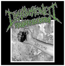 Disillusioned Motherfuckers - Hatepunk CD * Punk / Hardcore / HC-Punk