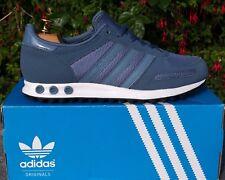 BNWB & Genuine Adidas Originals Trainer ® Retrò LA TECH inchiostro Sneaker UK 11