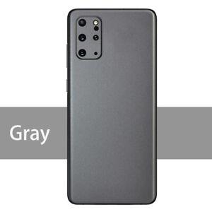 Back Battery Soft Protecitve Film Screen Protector Skin For OnePlus LG Meizu New