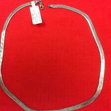 QUALITY FASHION JEWELRY Sterling Silver 18 Inch Chain