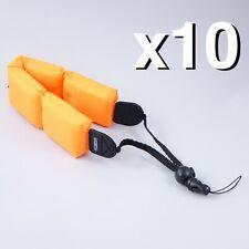 Olympus Float Strap for Underwater Cameras, Orange (Bulk Qty: 10)