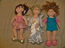 TY Beanie Boppers Lot of 3 - Heavenly Heather + Dainty Darla + Bubbly Betty