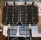 NEW Vintage KING HIBACHI Cast Iron Tabletop GRILL 10 X 17 FREE SHIPPING