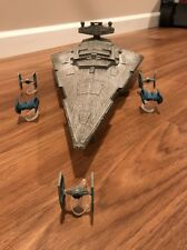Star Wars Revell SnapTite Build & Play Imperial Star Destroyer Lot