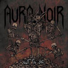 AURA NOIR - OUT TO DIE (TRANSLUCENT DEEP PURPLE VINYL)   VINYL LP NEW!