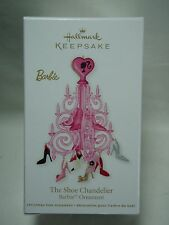 2012 Hallmark Keepsake Ornament Barbie The Shoe Chandelier