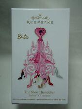 2012 Hallmark Keepsake Ornament Barbie The Shoe Chandelier