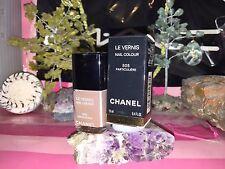 CHANEL Le Vernis 505 PARTICULIERE Brown Nail Polish Lacquer Ltd ed BNIB z