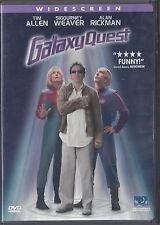 Galaxy Quest Dvd Tim Allen, Sigourney Weaver, Alan Rickman, Tony Shalhoub