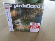 PINK FLOYD a saucerful of secrets JAPAN Mini CD Gatefoldcover