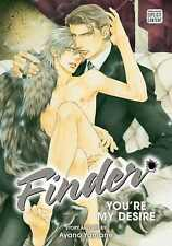 Finder Deluxe Edition: You're My Desire: Vol. 6 ' Yamane,   Manga in English, pa