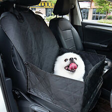 Pet Dog Car Front Seat Cover Travel Hammock Safe Waterproof Non Slip Protect Mat