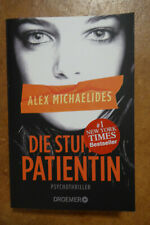 DIE STUMME PATIENTIN - Alex Michaelides - Taschenbuch