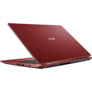"""Acer Aspire 1 A114-32 14"""" Laptop Celeron N4020 4GB 64GB eMMC Red NX.GWAEK.015"""