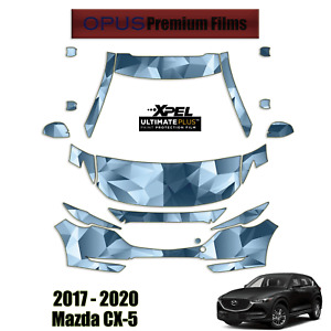 XPEL ULTIMATE Plus PreCut Paint Protection Kit for Mazda CX-5 2017 - 2020 *XPEL*