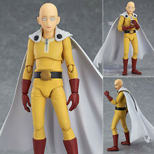MAX Factory figma 310 One-Punch Man Saitama Figure Genuine IN STOCK