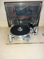 ORACLE DELPHI MK V1 GENERATION 2 TURNTABLE WITH TURBO POWER SUPPLY MK11