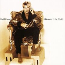 A Spanner in the Works by Rod Stewart (CD, May-1995, Warner Bros.)