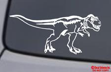 TYRANNOSAURUS REX Vinyl Decal Sticker Car Window Wall Bumper Dinosaur T-Rex