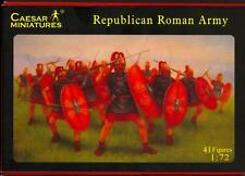 Caesar Miniatures 1/72 REPUBLICAN ROMAN ARMY Figure Set