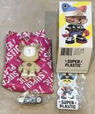 SUPERPLASTIC JANKY SERIES ONE BUBI AU YEUNG BE NICE JANKY CHASE VINYL TOY