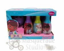 Disney Doc McStuffins Bowling Set Toy Gift Set For Kids Indoor Outdoor Fun