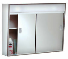 Zenith  23-3/8 in. W x 5-1/2 in. D x 18-1/8 in. H Medicine Cabinet  Rectangle