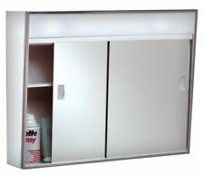Zenith  23-3/8 in. W x 5-1/2 in. D x 18-1/8 in. H Medicine Cabinet  Rectangle