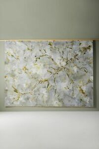 Anthropologie Rites of Spring Wallapaper Liza Mural 12 X 9 Ft Single Roll