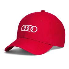 Original Audi Cap, rot 3131701010
